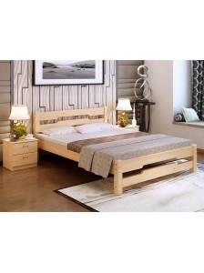 """Кровать """"Азия"""" массив дерева: Сосна, Береза, Бук, Дуб. Возможно изготовление по вашим размерам. Гарантия: 12 месяцев. Срок изготовления: 5-10 рабочих дней. (Узнать подробнее)"""