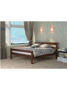 """Кровать """"Кредо"""" массив дерева: Сосна, Береза, Бук, Дуб. Возможно изготовление по вашим размерам. Гарантия: 12 месяцев. Срок изготовления: 5-10 рабочих дней. (Узнать подробнее)"""