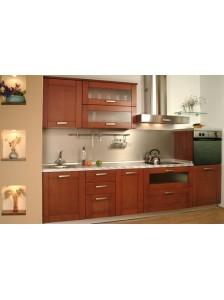 """Кухонный гарнитур""""Вариант 2"""" массив дерева Сосна, Береза, Бук, Дуб. Возможно изготовление по вашим размерам. Гарантия: 12 месяцев. Срок изготовления: 5-10 рабочих дней"""