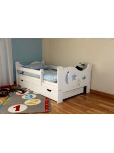 """Детская кровать """"Ночь"""""""