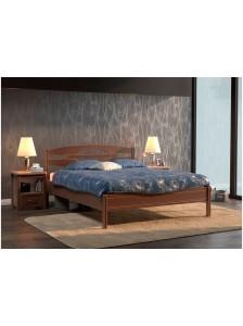 """Кровать """"Валенсия"""" массив дерева: Сосна, Береза, Бук, Дуб. Возможно изготовление по вашим размерам. Гарантия: 12 месяцев. Срок изготовления: 5-10 рабочих дней. (Узнать подробнее)"""