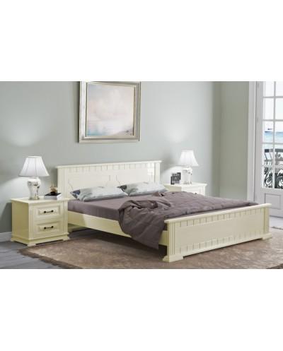 """Кровать """"Венеция эмаль"""""""