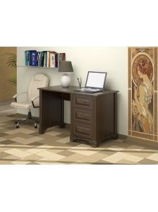 """Стол письменный """"Фараон 2""""  массив дерева Сосна, Береза, Бук, Дуб. Возможно изготовление по вашим размерам. Гарантия: 12 месяцев. Срок изготовления: 5-10 рабочих дней"""