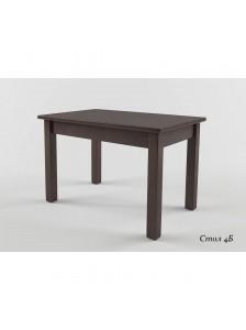 Стол № 4Б раздвижной 60*100+30